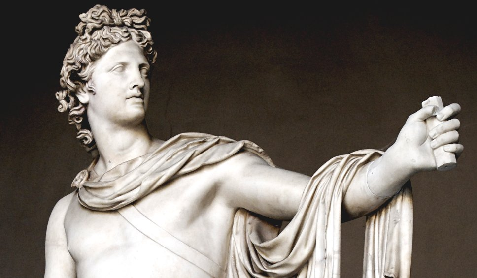Apollińskość w greckiej tragedii